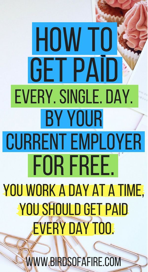 Earnin App Review: Get Paid Daily For Free Every Day
