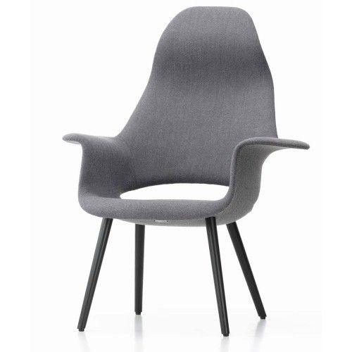 VITRA Organic Highback Chair