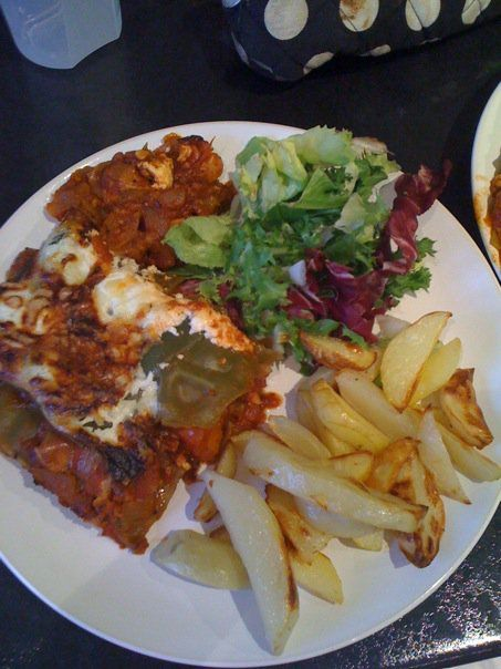 Slimming World recipes: Garlic chicken lasagna