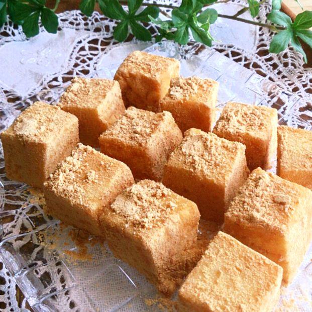 簡単ヘルシー!もちもち食感で話題の「#豆腐わらび餅」 - Locari(ロカリ)