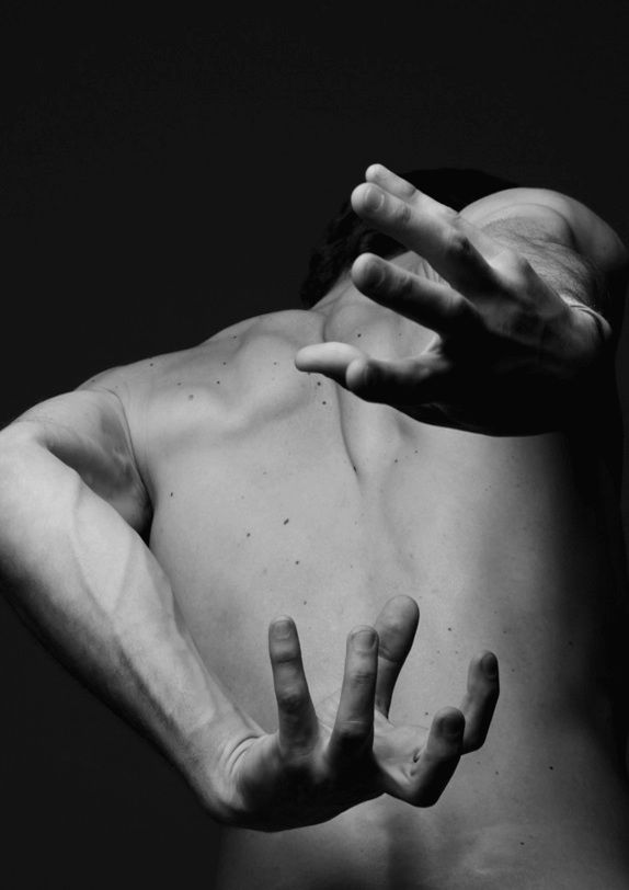 surrender | letting go | bound | black and white | emotion | pain and suffering | sadness and strength |