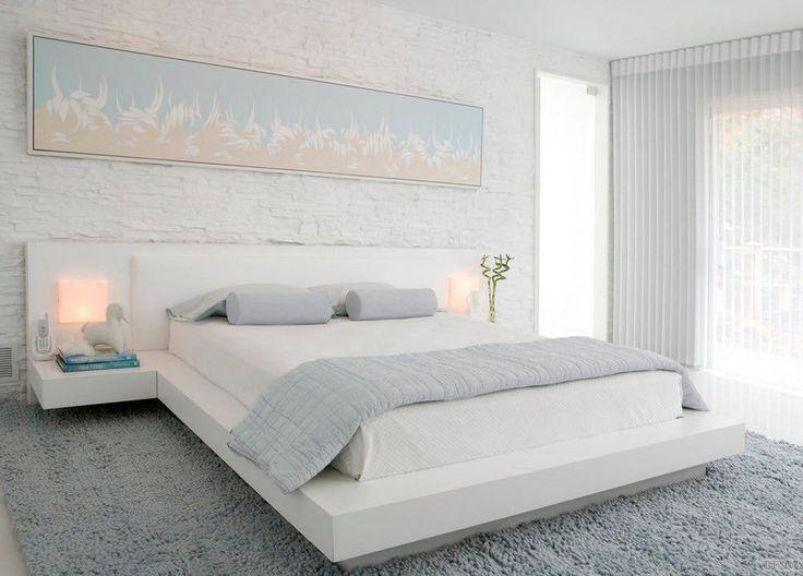 205 mejores im genes sobre decoraci n dormitorios de - Decoracion dormitorios matrimoniales pequenos ...