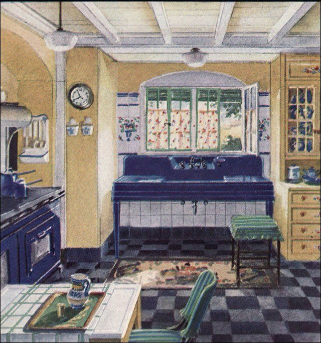 15 must see 1930s kitchen pins 1930s house 1920s for 1930s interior designs