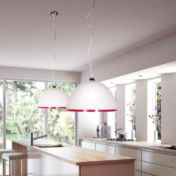 47 best images about Consigli di Design   Light Design on Pinterest   Contemporary bathrooms     -> Lampadari Per Cucina Originali