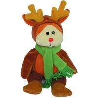 Skansen Beanie Kids - Rudy the Reindeer (boy)