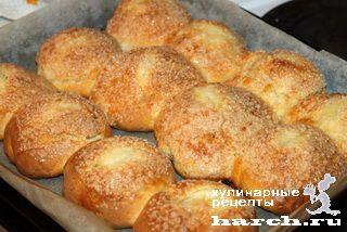 """Яблочное печенье """"Румяные щечки"""""""