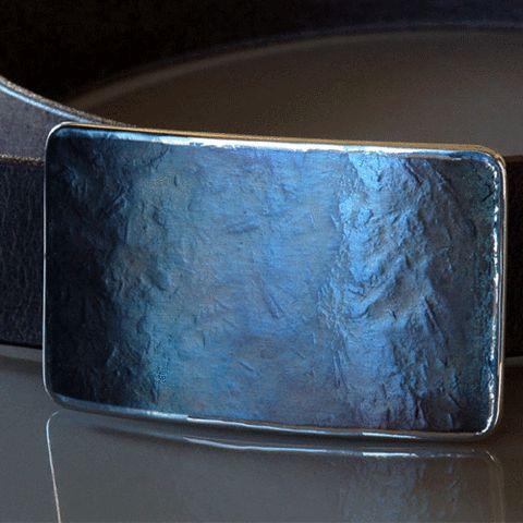 blue hue belt buckle- my urbanware