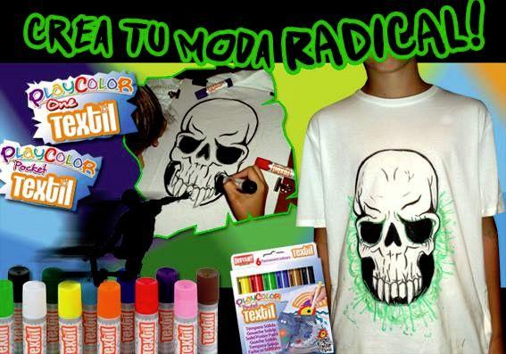 playcolor textil, playcolor, radical, One, Pocket, draw, illustration, dibujo, pintar