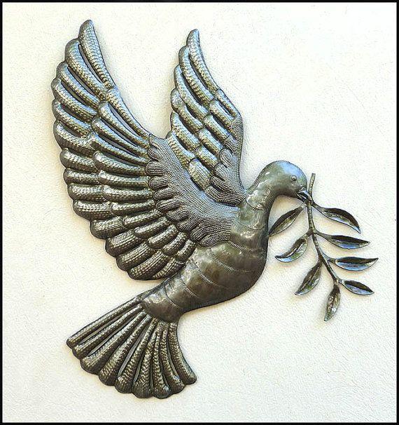 Unique 209 best Haitian Art images on Pinterest   Haitian art, Metal wall  ON41