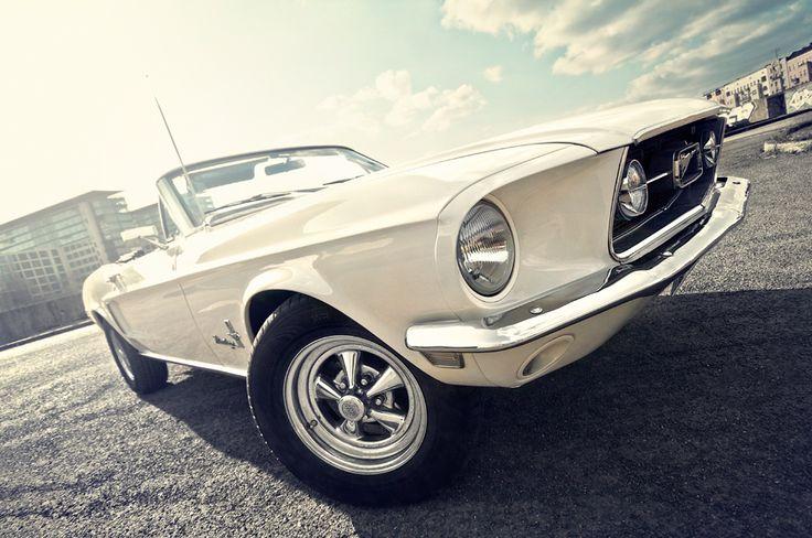 1968 Ford Mustang von breakdennis