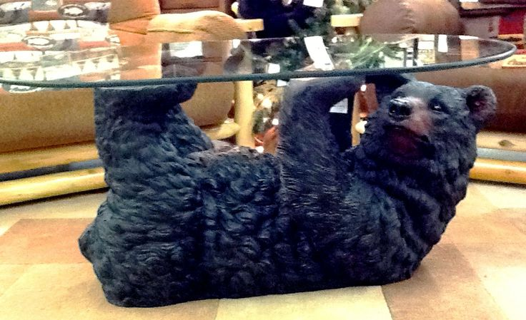 Bear Coffee Tables Available Here At Yabba Furniture