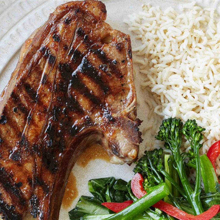 Try this Sticky Barbecued Lamb Forequarter Chops recipe.