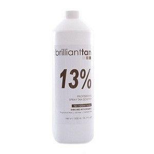 13% Spray Tan Solution 1L   Brilliant Tan