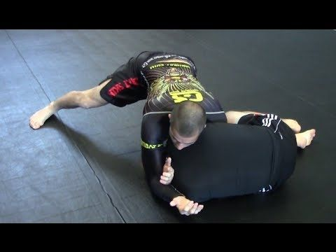 Arm-in North & South choke to Darce - BJJ NoGi - YouTube