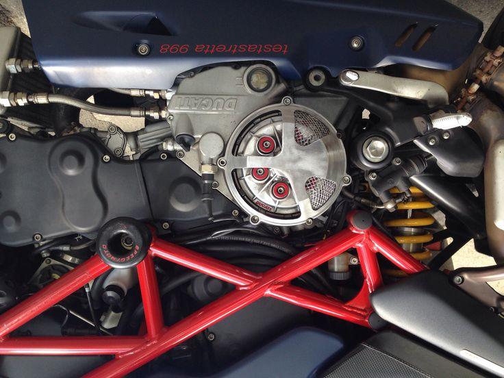 Ducati  Dry Clutch Cover