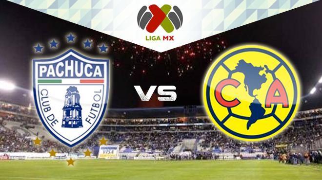 Ver Pachuca vs América EN VIVO Online LigaMX 19 de Noviembre