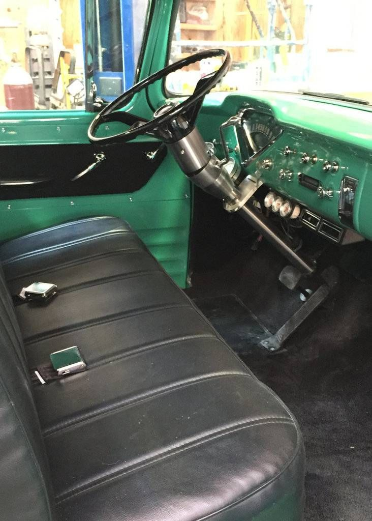 1958 Chevrolet Apache At Auction 2109782 Hemmings Motor News