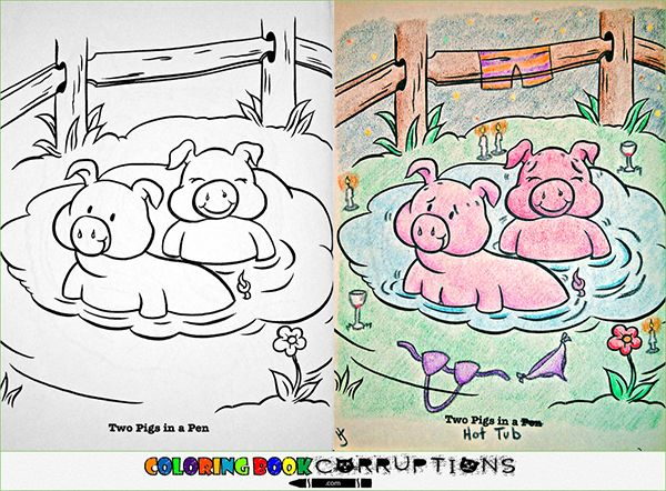 Awesome Dirty Coloring Books Galleries Printable Coloring