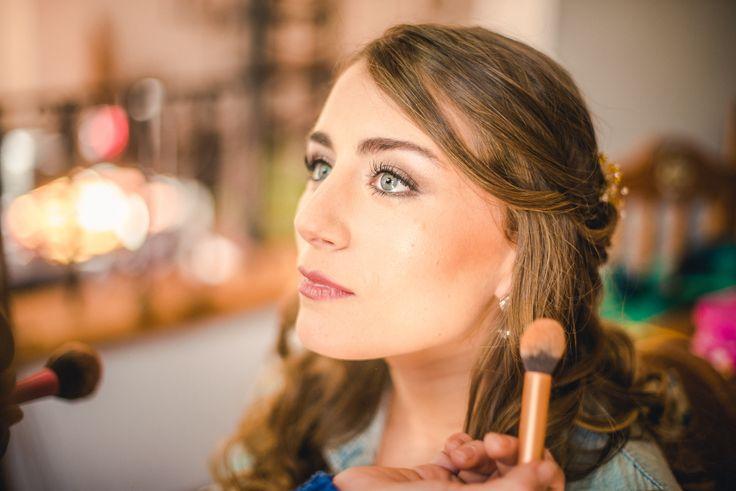 wedding make up, natural bride, makeup, blue eyes, bride, novia, maquillaje novia