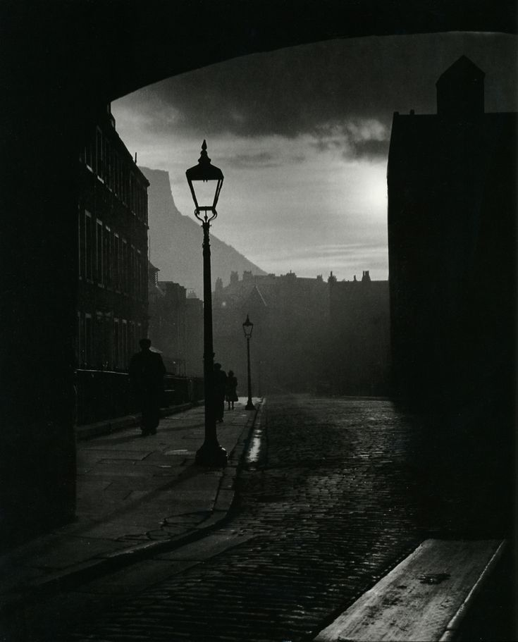 "Bill Brandt ""Edinburgh,"" 1942"