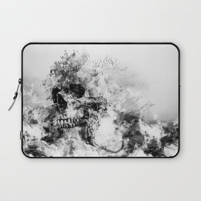 Silent Hill Laptop Sleeve