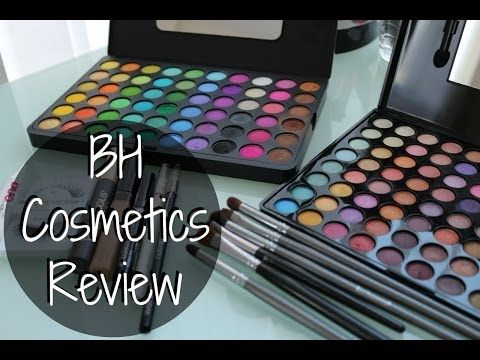 BH Cosmetics Review! - YouTube