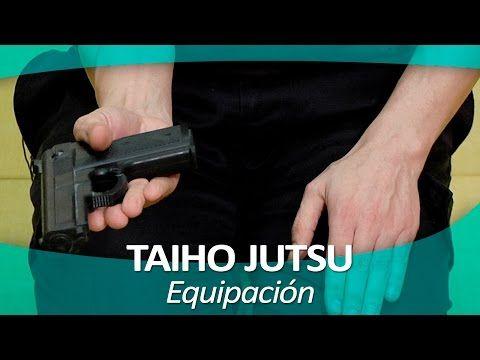 TAIHO JUTSU 2 (sistema japonés defensa personal policial) | Equipación - YouTube