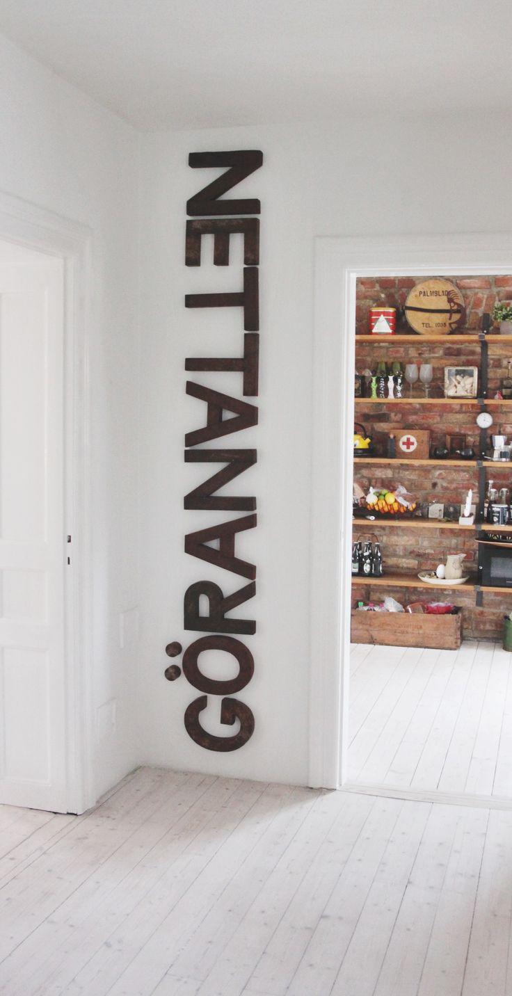 Kitchen shelf by lemonaddesign