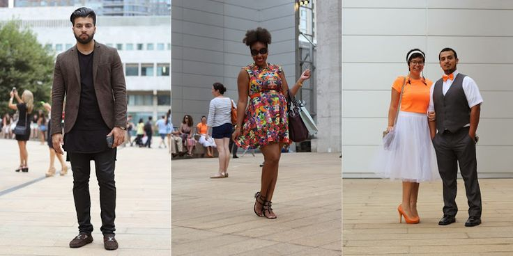 new york city street style fashion week lincoln center