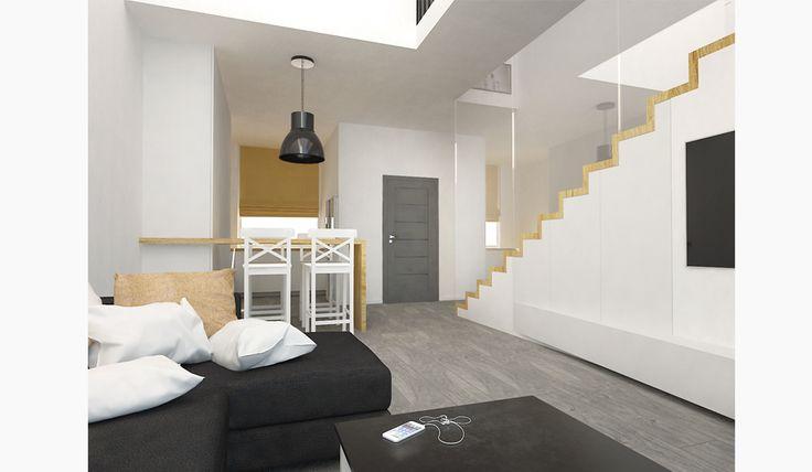 Lublin 3 #architecture #design #interior #project #concept #pawelpersona #portfolio #Lublin #Poland #architektura #wnetrze #koncepcja