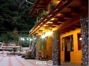 Turism, Cazare-Turism, Cabana de lux cu jacuzzi exterior hot tubs, imaginea 1 din 9
