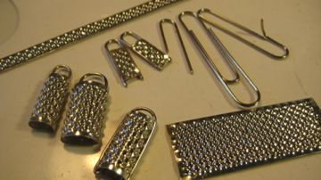 Studio E: A 'GRATER' LOVE - great tutorial for cheese graters       great site love this