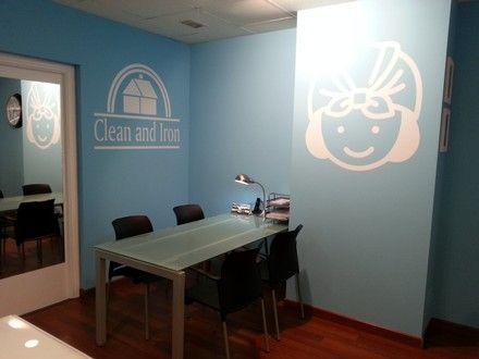 El sistema de trabajo de Clean & Iron. Franquicias - Limpiezas y plancha a domicilio.Clean & Iron Service.