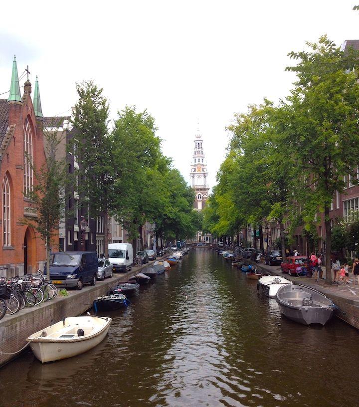 Postcards From Amsterdam On www.quaintrelleblog.com :)