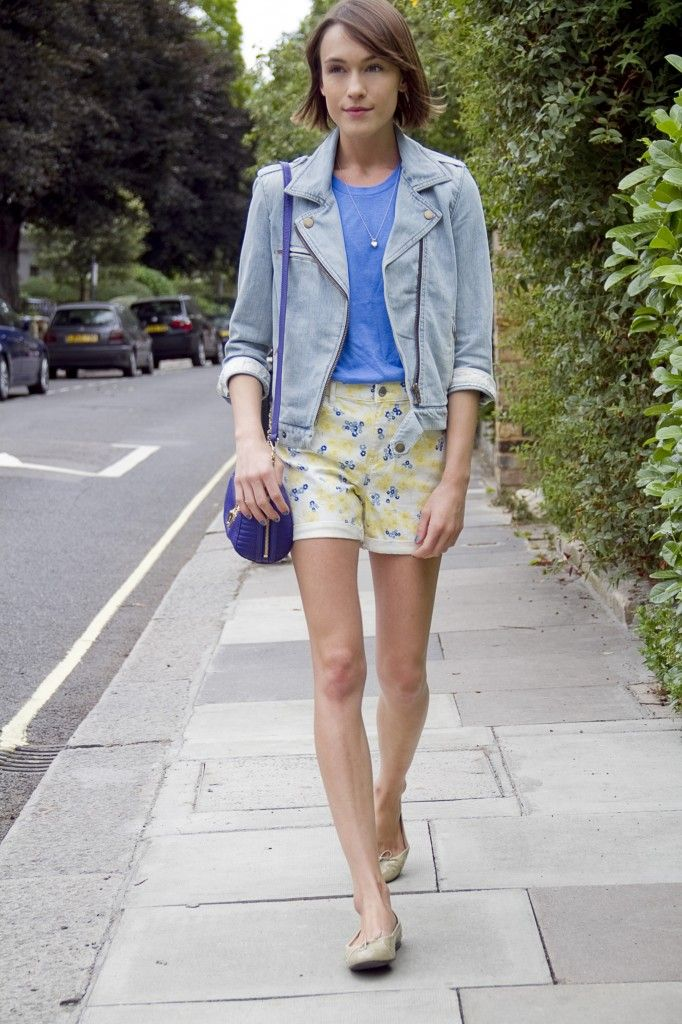Who wears short shorts? #ootd @Gap