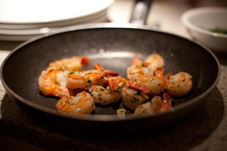Rák- shrimp