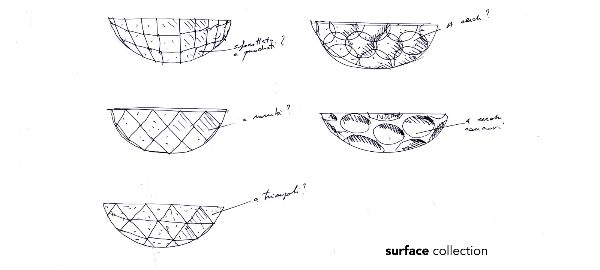 Surfaces Collection by Paolo Ulian and Moreno Ratti