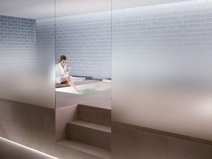 25 best ideas about cloison en verre on pinterest verriere atelier cuisine - Panneau brique decorative ...
