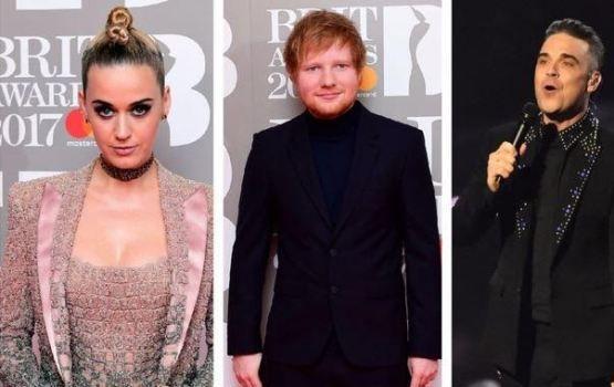 Welcome To RamseyUpdate : 2017 Brit awards: Full list of Winners
