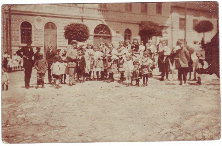 Staré fotografie a pohlednice Tišnova   Město Tišnov