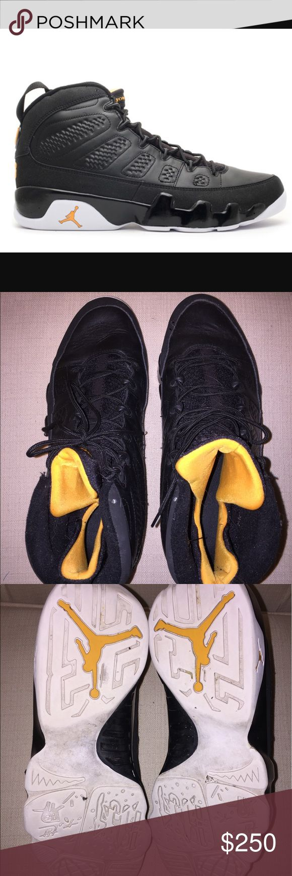 Air Jordan 9 Flight Club Excellent condition. No box. Air Jordan Shoes