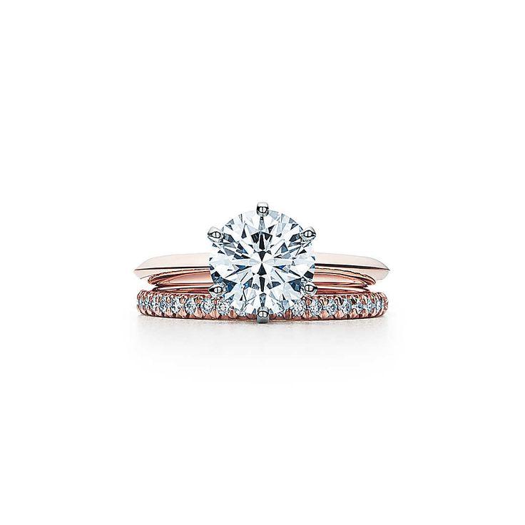 Desde que foi criado, há mais de um século, o Tiffany Setting é o anel de noivado preferido no mundo. O anel dos anéis, como é chamado, é também o mais brilhante que existe. E o mais bonito.