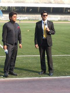 kalyan Chaubey: In Calcutta Football League As Football expert wit...