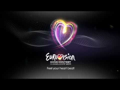 Eurovision 2011 - OFFICIAL DEISGN (Identity by Turquoise Branding) - YouTube