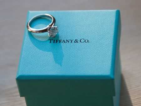 Jewel Of The Week Tiffany Engagement Ring