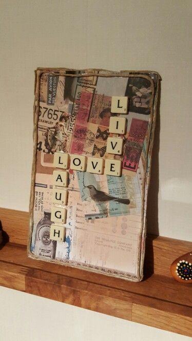 Live Laugh Love - Tavla :)