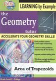 The Geometry Tutor: Area of Trapezoids [DVD] [English] [2010]