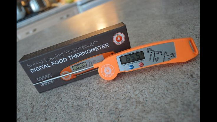 The Alpha Grillers Instant Read #Digital Food #Thermometer is a Holiday essential! Check out why I love mine... #alphagrillers  Available at: http://AlphaGrillers.com  * Get recipes & ideas at #CookingWithKimberly - http://cookingwithkimberly.com @CookingWithKimE #cwk