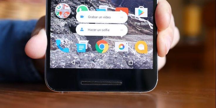 shortcuts-1 Android Nougat llega al 3%, Lollipop es el más usado