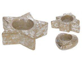 Svícen - retro keramika